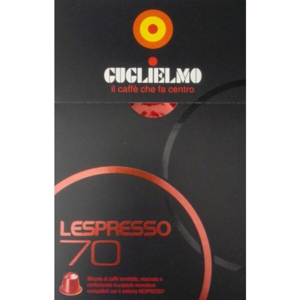 Il Classico Rosso 70 compatibile Nespresso