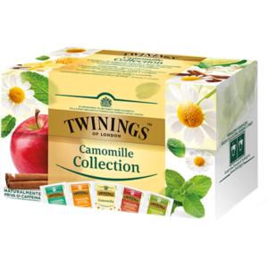 TISANA TWININGS CAMOMILLE COLLECTION LE CAMOMILLE