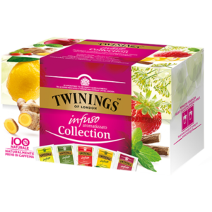 TWININGS COLLECTION INFUSI GLI INFUSI