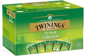 TWININGS Green Tea Collection Tè verde