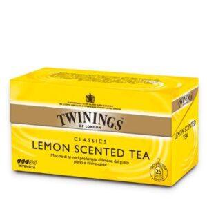 TWININGS LEMON SCENTED TEA I Classici