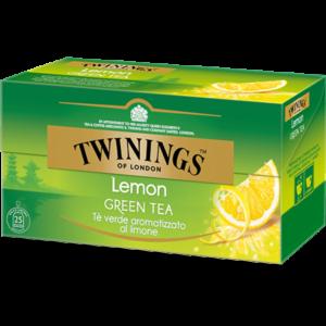 TWININGS Lemon Green Tea Tè verde