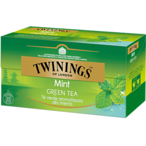TWININGS Mint Green Tea Tè verde