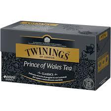 TWININGS PRINCE OF WALES TEA I Classici