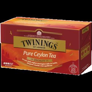 TWININGS Pure Ceylon Tea SELEZIONI SPECIALI