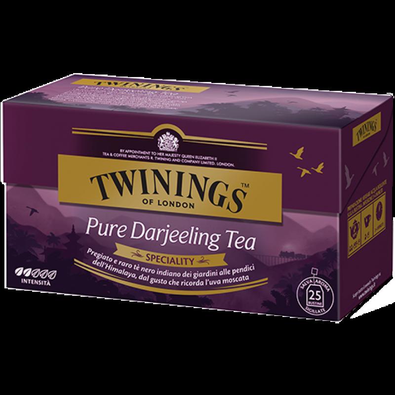 TWININGS Pure Darjeeling Tea SELEZIONI SPECIALI