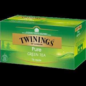 TWININGS Pure Green Tea Tè verde