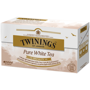 TWININGS Pure White Tea SELEZIONI SPECIALI