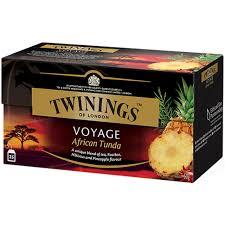 TWININGS Voyage African Tunda SELEZIONI SPECIALI