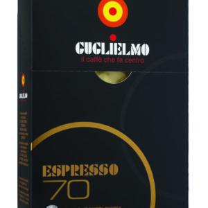 capsule caffé espresso arabica miscela Guglielmo