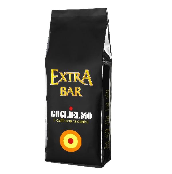 Caffè GUGLIELMO in grani Extra Bar 1Kg