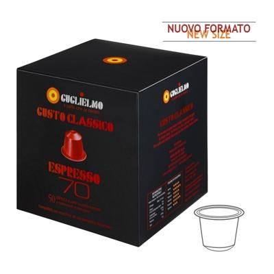 Caffè GUGLIELMO Compatibili Nespresso * Il Classico Rosso 70