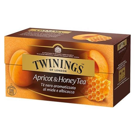 Tè Twinings AROMATIZZATI Albicocca e Miele