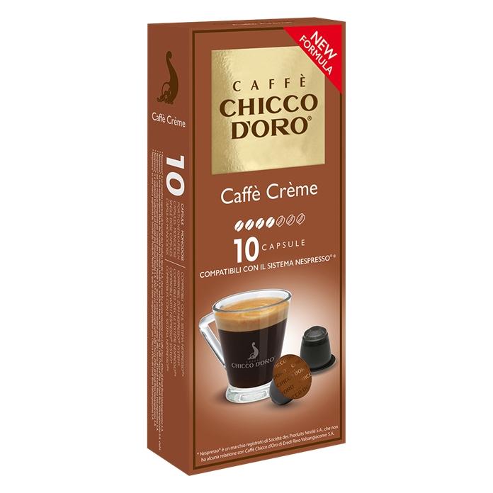 Compatibile Nespresso * Chicco d'Oro Crème