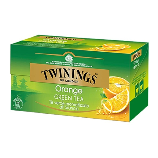 Te' Twinings VERDE Orange Green Tè