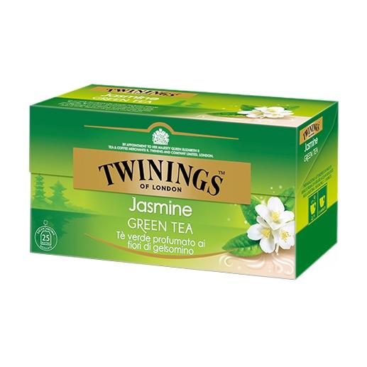 Te' Twinings VERDE Jasmine Green Tè