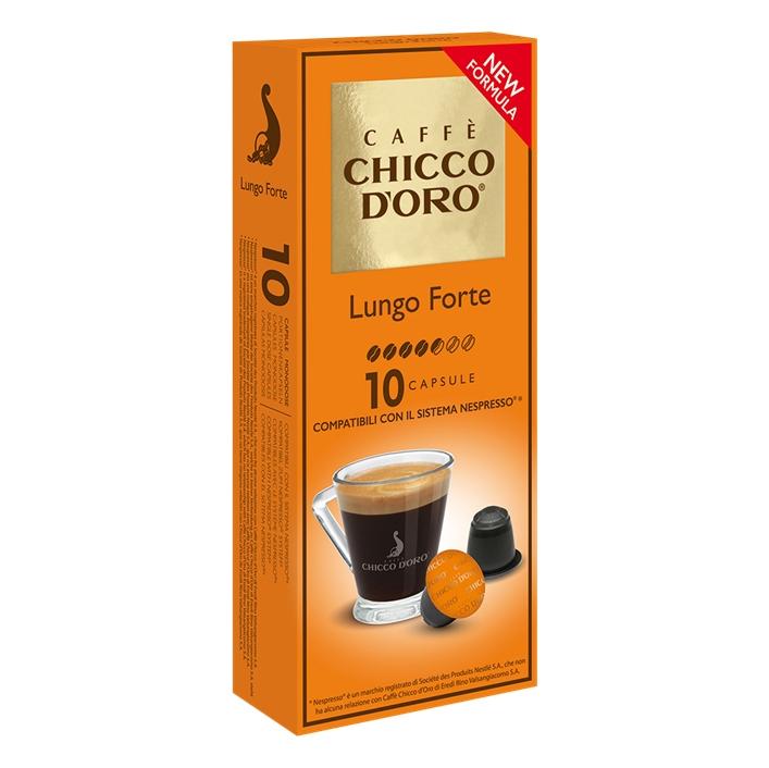 Compatibile Nespresso * Chicco d'oro Espresso long