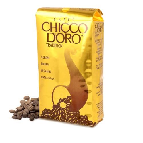 Caffè Chicco d'oro in grani miscela Tradition 500 g