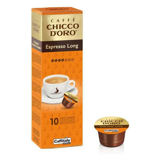 Chicco d'oro Espresso Long 10 capsule