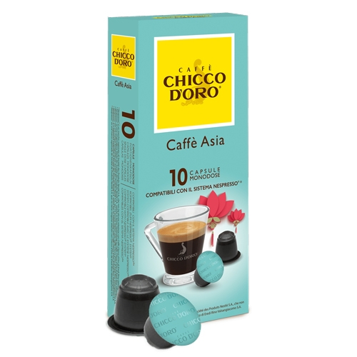 Compatibile Nespresso * Chicco d'oro Caffè Asia