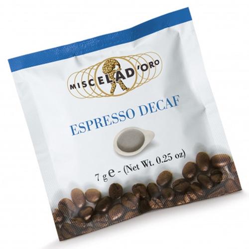 Miscela d'oro Espresso Decaf - 150 Cialde