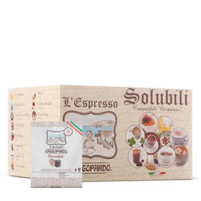 Capsule TO.DA caffè solubili Cioccolata compatibili Nespresso *