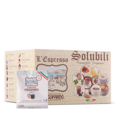 Capsule TO.DA caffè solubili Orzo compatibili Nespresso *