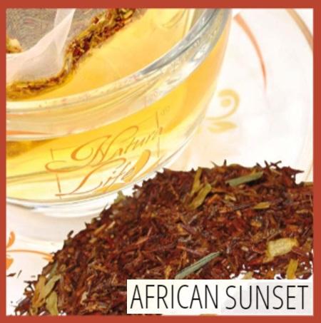 Tè rooibos Natura Life African Sunset Rooibos