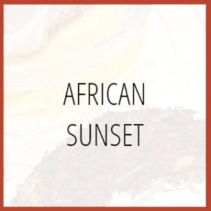 Tè rooibos Natura Life African Sunset