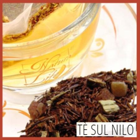 Tè rooibos Natura Life Tè sul Nilo