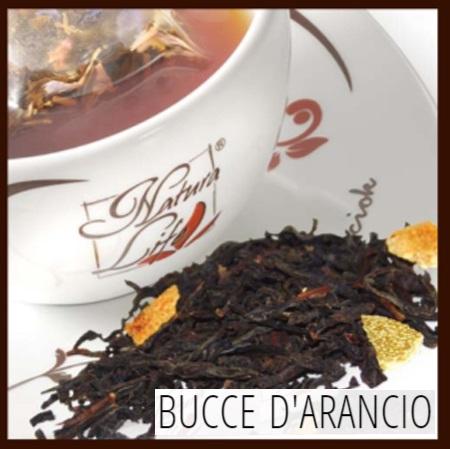 Tè nero Natura Life Bucce d'Arancio