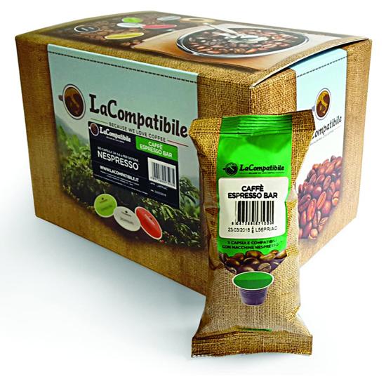 Caffè La Compatibile capsule Espresso Bar