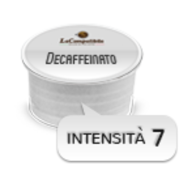 Decaffeinato  Compatibile Point Lavazza
