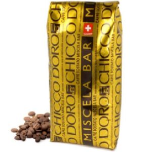 Caffé Chicco d'Oro miscela Bar 1Kg in grani
