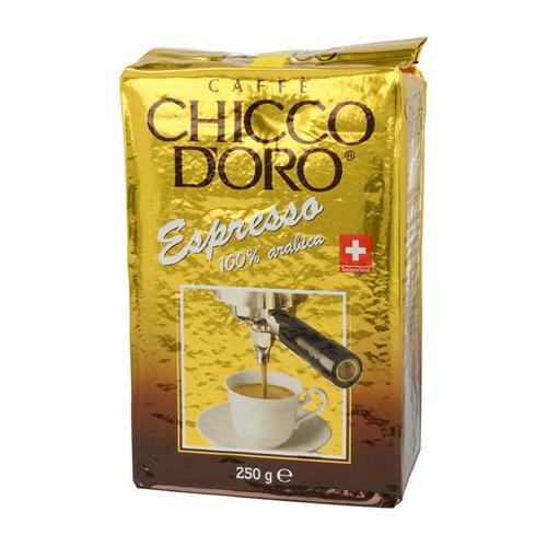 Caffé Chicco d'Oro Espresso Vac macinato