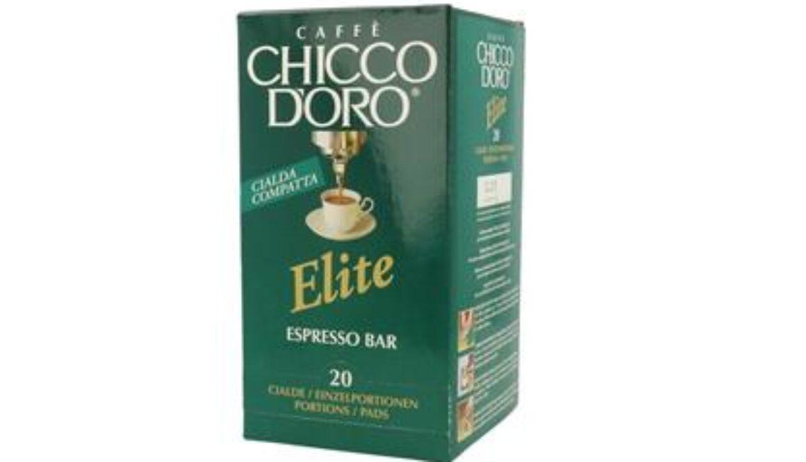 Caffé Chicco d'Oro cialde Cialdor Elite 20 Porzioni