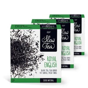 Tè Pickwick Slow Tea Royal English