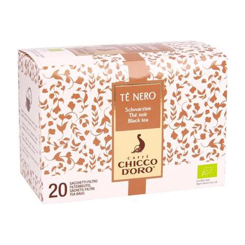 Tè Nero Bio 20 Filtri Chicco d'Oro