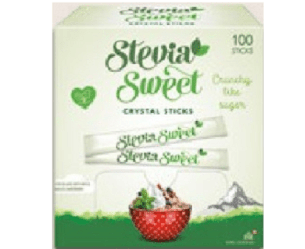 Stevia Sweet Dolcificante naturale