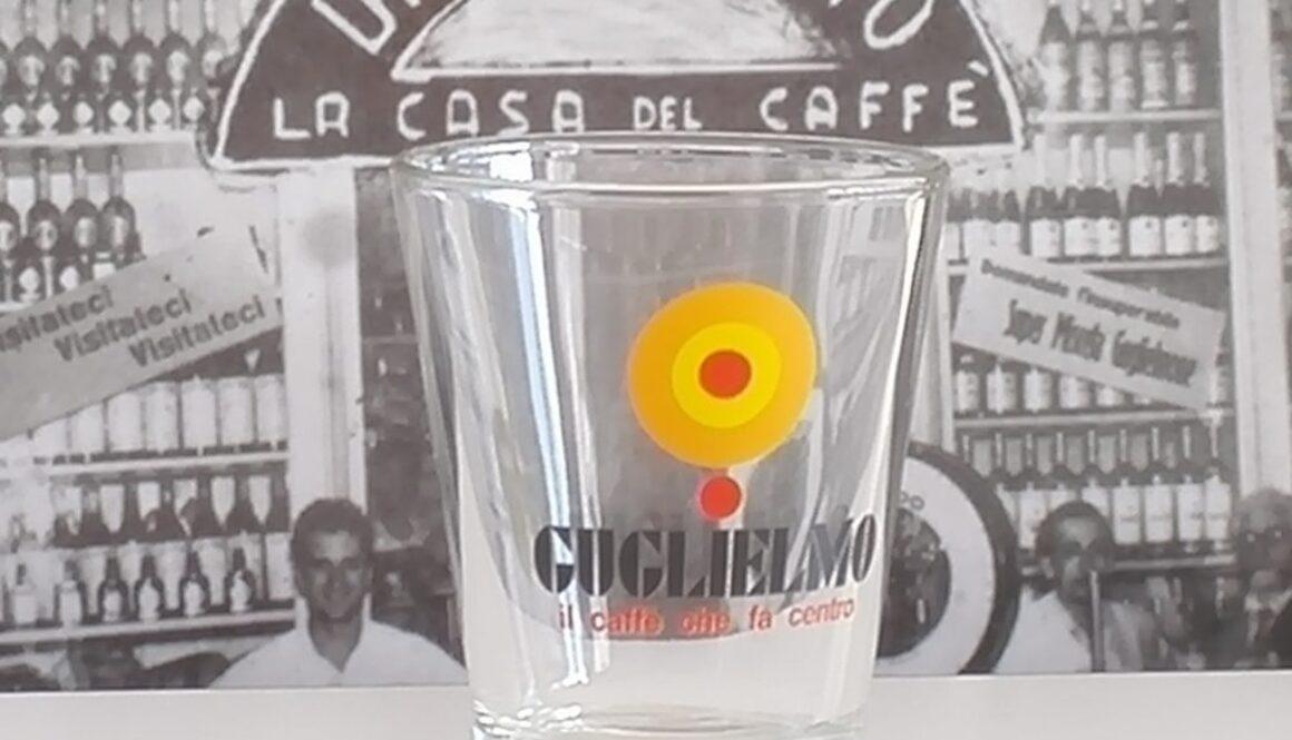 Caffè bicchiere di vetro Guglielmo