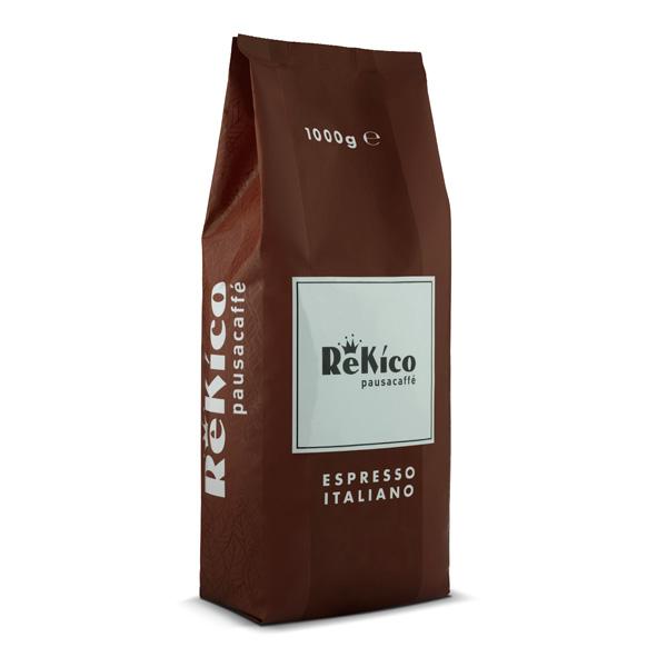 Caffè Rekico Arabica 100% in grani 1Kg