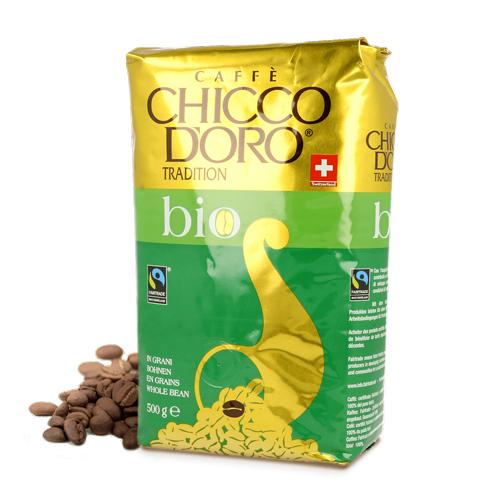 Caffè Chicco d'oro in grani Max Havelaar BIO 500 g