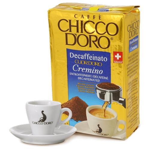 Caffè Chicco D'Oro macinato Cuor d'oro Cremino 250g