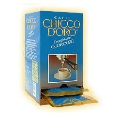 Caffè Chicco d'Oro cialde Cuor d'Oro decaffeinato