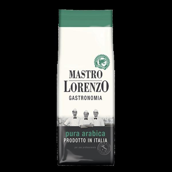 Caffè Mastro Lorenzo PURA ARABICA in grani 1kg