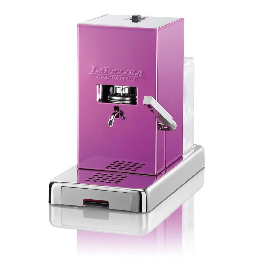 Piccola Viola Macchina caffè per cialde