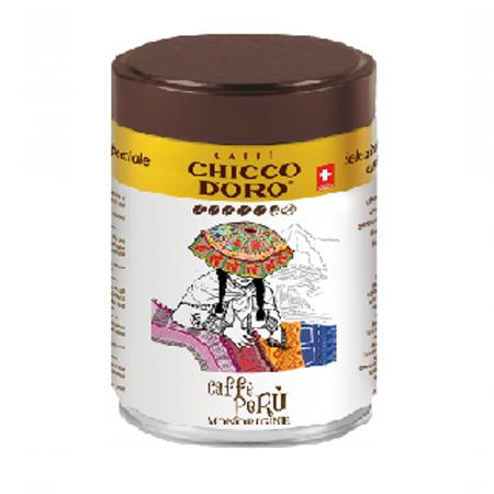 Caffè Chicco D'Oro Lattina macinato Perù da 250g