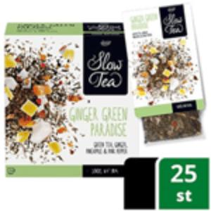 Tè Pickwick Slow Tea Ginger Green Paradise