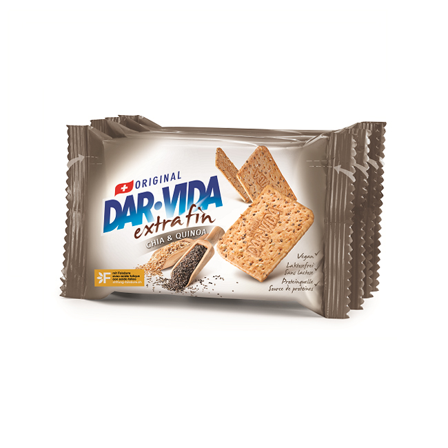 DAR-VIDA Chia & Quinoa