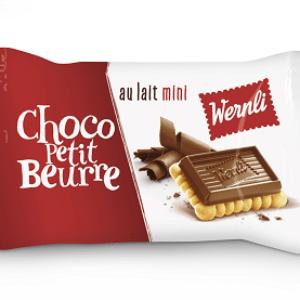 Biscotti monoporzionati  Choco Petit Beurre 300 pezzi